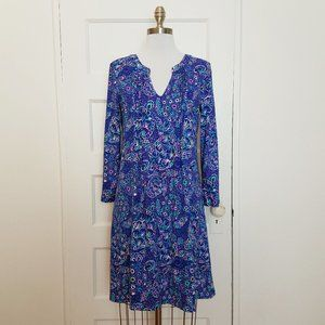 Lilly Pulitzer | UPF 50+ Aubrey Colorful Dress M